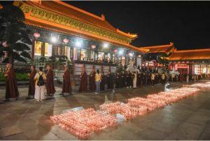 珠海普陀寺將啟建中秋傳燈祈福法會,祈愿法界離苦、眾生安詳